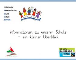 Infos zu unserer Schule